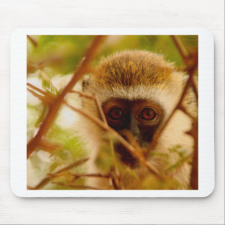 Cheeky Monkey. Mouse Pad
