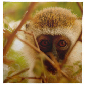 Cheeky Monkey. Napkin