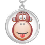 Cheeky Monkey Necklace