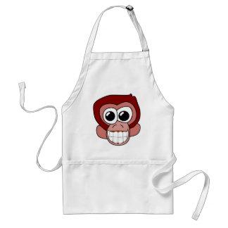 Cheeky Monkey Standard Apron