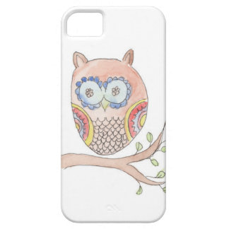 Cheeky Owl Barely There iPhone 5 Case