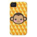 Cheeky Saru iPhone 4 Cases