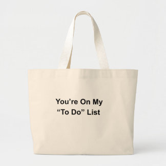 Cheeky slogan! tote bags
