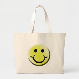 Cheeky Smile Canvas Bags