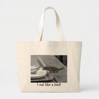 Cheeky Sparrow Bag