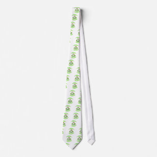 cheeky vegan i love melons tie