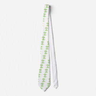 cheeky vegan  melons or bust. tie