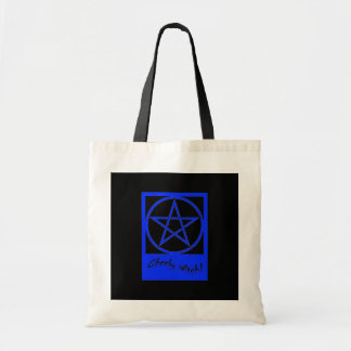 Cheeky Witch Bag - Blue