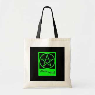 Cheeky Witch Bag - Green