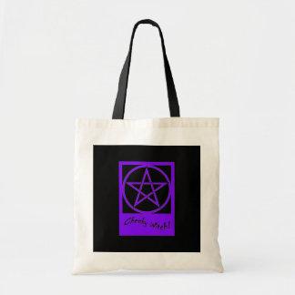 Cheeky Witch Bag - Purple