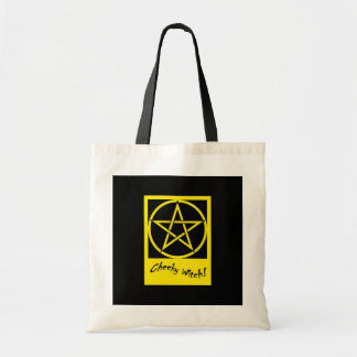 Cheeky Witch Bag - Yellow
