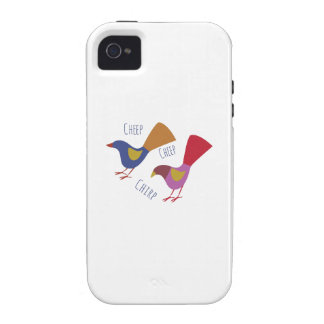 Cheep Chirp Case For The iPhone 4