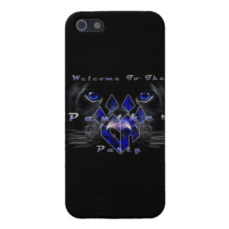 Cheer Athletics Panthers (1)  iPhone 5 Case