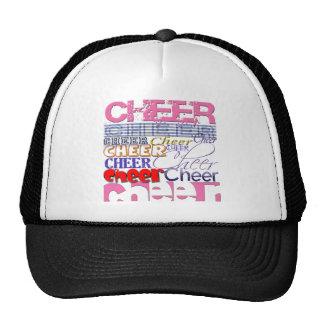 Cheer CHEERLEADER Cheer Trucker Hats