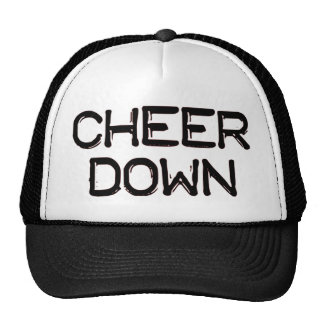 Cheer Down Cap