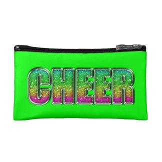 Cheer Glitter Travel Bag Cosmetic Bag