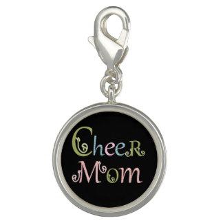 Cheer Mom bracelet charm