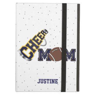 Cheer Mom Football iPad Case