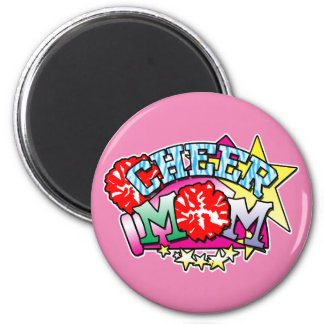 Cheer Mom Magnet