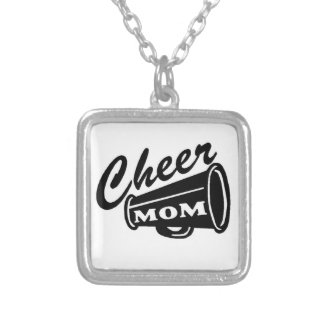 Cheer Mom Necklace