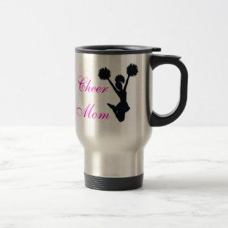 Cheer Mom Travel Mug