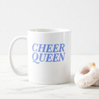 Cheer Queen Print Coffee Mug