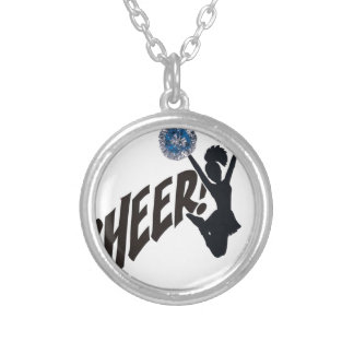 Cheer Silver Plated Necklace