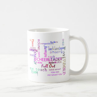 Cheer Spirit Coffee Mug