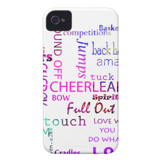 Cheer Spirit iPhone 4 Case