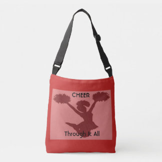 Cheer Through It Crossbody Bag