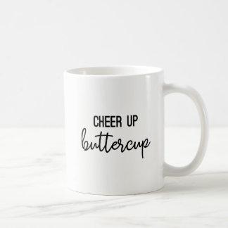 Cheer Up Buttercup Mug