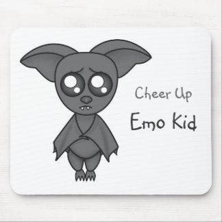 Cheer Up Emo Bat MP Mouse Pad