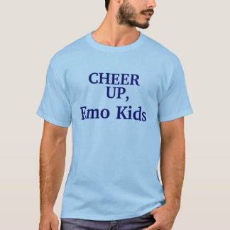 CHEER UP Emo Kids T-Shirt