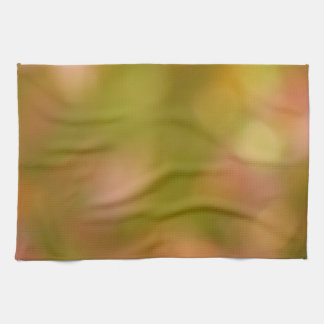 Cheerful Abstract Tea Towel