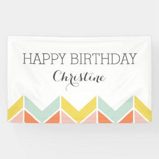 Cheerful Chevron