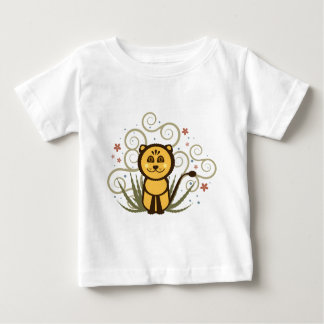 Cheerful Lion T-shirt