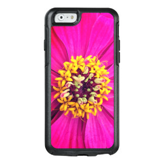 Cheerful Pink Flower OtterBox iPhone 6/6s Case