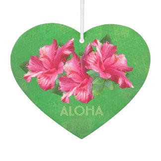 Cheerful Pink Hibiscus Blooms Custom