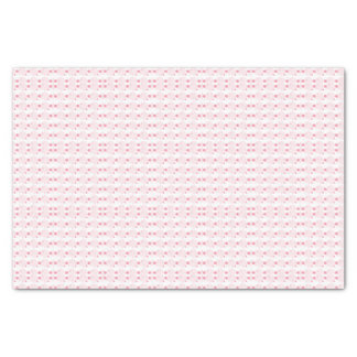 Cheerful Pink Pig Cartoon Collection Ribbon Tissue Paper