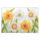 Cheerful Spring Daffodils Placemat
