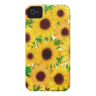 Cheerful Sunflowers Blackberry Bold Case