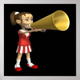 Cheerleader 3 poster