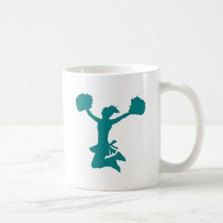 Cheerleader Basic White Mug
