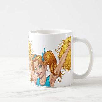 Cheerleader Customizable Mug by Al Rio