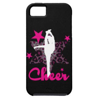 Cheerleader in pink iPhone 5 cover