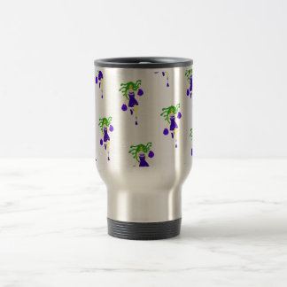 cheerleader monster travel mug