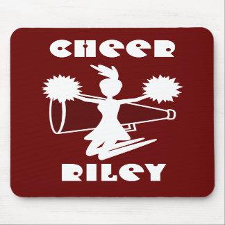 Cheerleader Mouse Pad