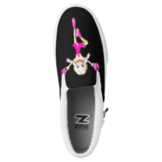 Cheerleader slip-on shoes, for sale !