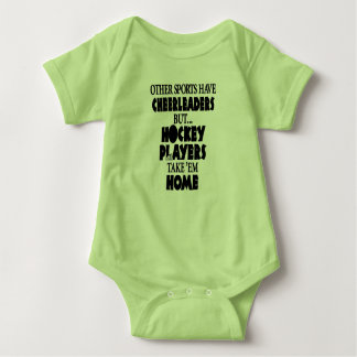 CHEERLEADERS BABY BODYSUIT
