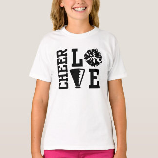Cheerleaders, Cheer Love, t-shirt